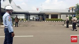 Penjaga Bandara Halim Tak Tahu Kabar Kedatangan Najib Razak