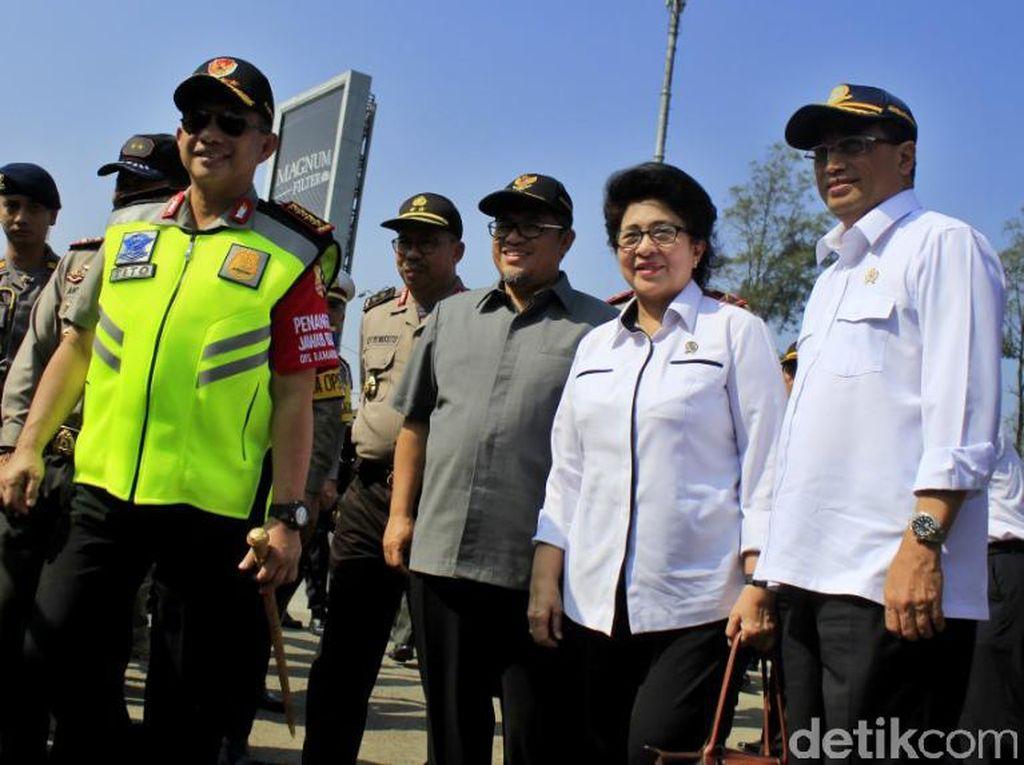 Kapolri Klaim Angka Kecelakaan Jalur Mudik di Jawa Barat Turun
