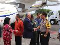 PM Malaysia Najib Tun Razak Nikmati Liburan di Bali