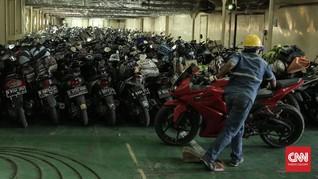Penjualan Motor Lesu, NPF Multifinance Bengkak