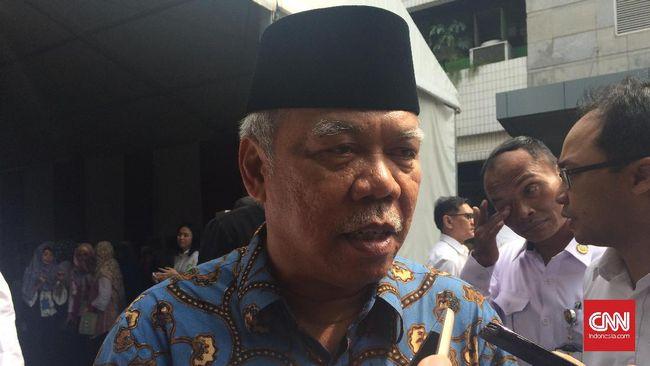 Menteri PUPR Basuki Hadimuljono bakal menjajal suasana arus balik Lebaran menggunakan Tol Trans Jawa usai berziarah ke makam kedua orang tuanya di Semarang.