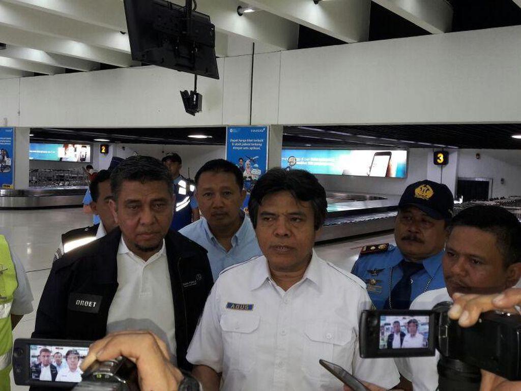 Penanganan Arus Balik di Bandara Soekarno-Hatta Diapresiasi