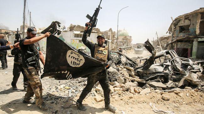 Kehancuran ISIS Bisa Jadi Bencana bagi Indonesia
