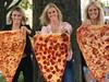 Unik, New York Gelar Lomba Lari Sambil Makan Pizza