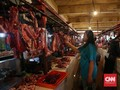 Survei: Masyarakat Masih Pilih Belanja di Pasar Tradisional