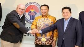 Sambut FIBA, Menpora Dukung Piala Dunia Basket di Indonesia