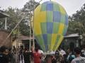 Benda Asing di Langit Jateng Dipastikan Balon Udara