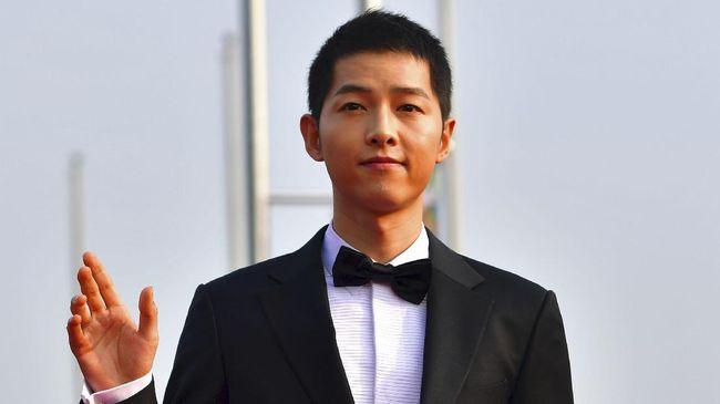 Song Joong-ki langsung mengarantina diri begitu tiba di Korea Selatan usai dari Kolombia untuk proses syuting film Bogota.