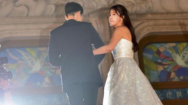 Song Hye-kyo menyebut alasan cerai dengan Song Joong-ki adalah masalah pribadi dan diambil setelah pertimbangan matang.