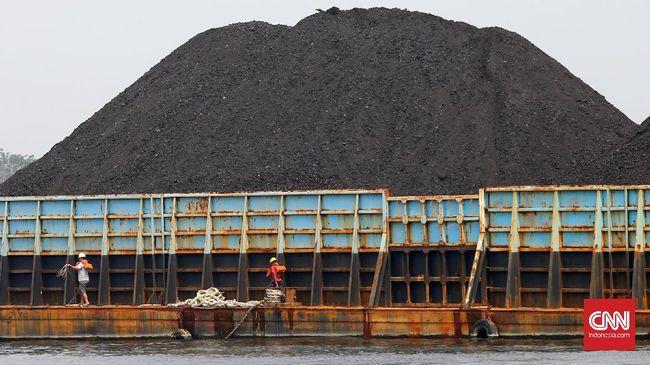 Pemerintah menaikkan harga acuan batubara jadi US$104,65 per ton, karena membaiknya pasar energi dan permintaan batu bara dari China.
