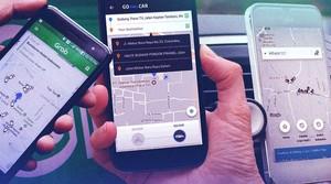 Tarif Taksi Online Tak Lagi Murah