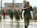 Hujan Deras Gempur Jepang, 400 Ribu Orang Mengungsi