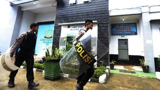 Lapas Kesambi Cirebon Rusuh, 2 CCTV Rusak