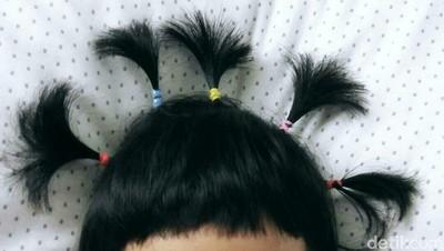 5 Masker Rambut Alami untuk Rambut Anak, Mau Coba?