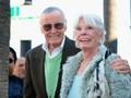 Istri Stan Lee 'Marvel' Wafat di Usia 93