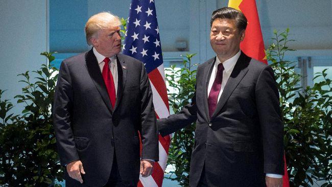 Presiden China Xi Jinping dan Presiden AS Donald Trump akan bertemu pekan depan. Pertemuan diharapkan membawa solusi bagi perang dagang kedua negara.
