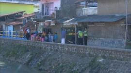 Polisi Gelar Olah TKP Ledakan Bom Panci di Buahbatu Bandung