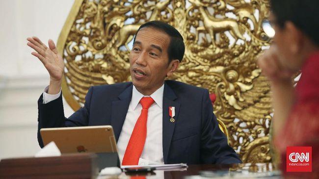 Jokowi Tantang Penolak Perppu Ormas Gugat ke MK
