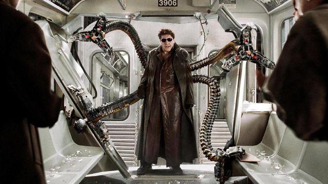 Aktor Alfred Molina mengkonfirmasi bahwa kembali memerankan karakter Doctor Octopus dalam film Spider-Man: No Way Home atau Spider-Man 3.