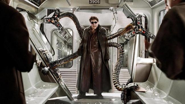 'Doctor Octopus' Konfirmasi Muncul di Spider-Man 3