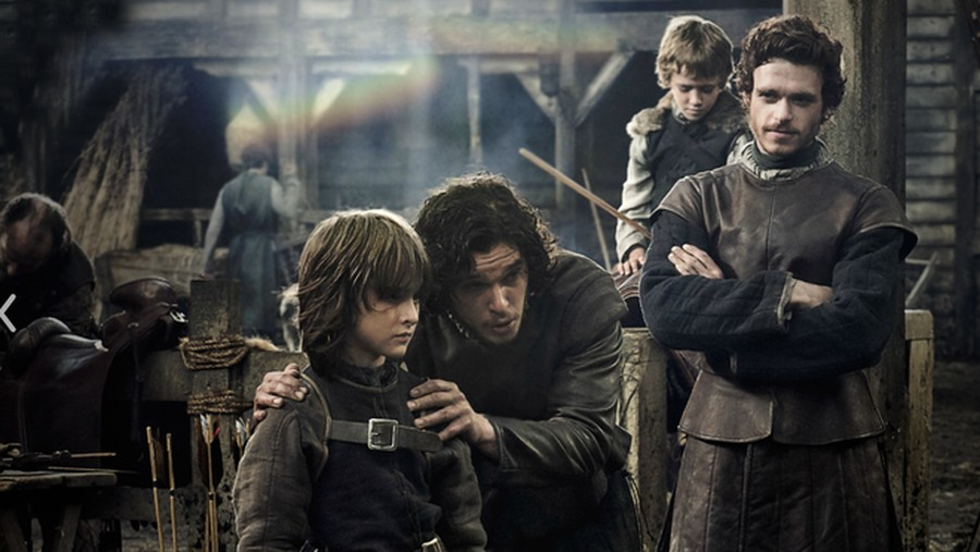 40 Nama Bayi Terinspirasi Serial Televisi 'Game of Thrones'