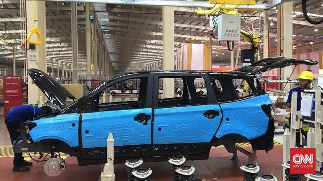 Asosiasi pelaku industri otomotif dalam negeri, Gaikindo, menyatakan belum menerima laporan dari anggotanya terkait gangguan produksi karena virus corona.