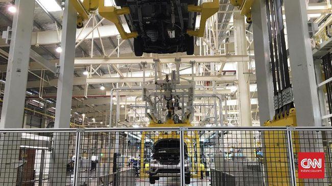 Pemerintah Ungkap Investasi Mobil Listrik Capai Rp57 T