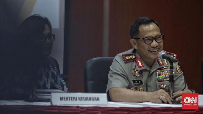 Kapolri Jenderal Tito Karnavian tetap akan menyiapkan pembentukan Densus Antikorupsi meski pemerintah menunda pembentukan Densus Tipikor.