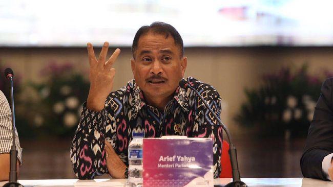 Menteri Pariwisata Arief Yahya mengapresiasi pelebaran sayap bisnis Krisna Holding Company di kawasan Bali Utara dengan adanya tiga unit usaha baru.