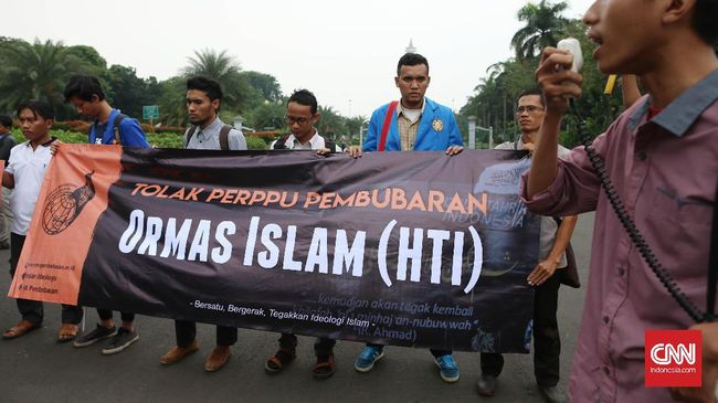 'Hanya Malaikat dan Aktivis Musala Aman dari Perppu Ormas'