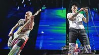 Red Hot Chili Peppers Bakal Tampil Di Piramida Mesir