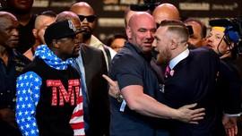 Bos UFC Tantang Conor McGregor Serius Pensiun