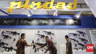 Kemenhan Respons Jokowi: Belanja Dalam Negeri Sudah 85 Persen