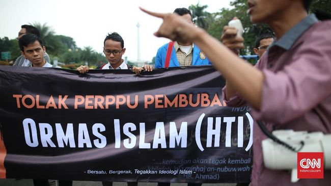 Ormas Dapat Diklaim Lakukan Penodaan Agama Tanpa Pengadilan