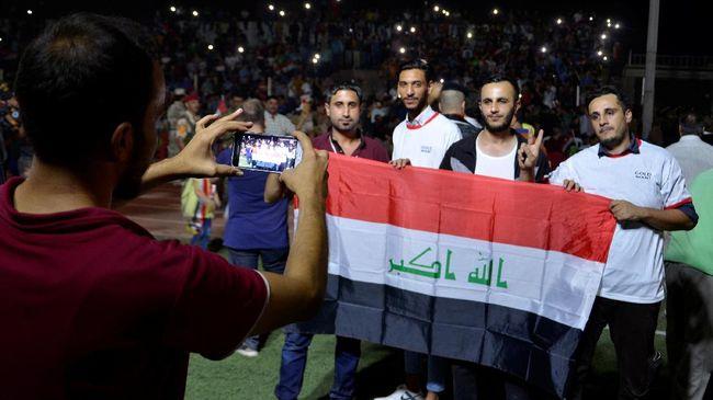 Irak menggelar pemilihan umum (pemilu) pertama sejak terbebas dari cengkeraman kelompok teror negara Islam (ISIS), Sabtu (12/5).