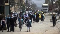 AS Desak Kurdistan Irak Batalkan Rencana Referendum