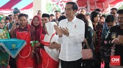 Jokowi: Inflasi dan Ekonomi 2017 Terjaga, Kemiskinan Turun