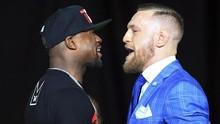 Mayweather: Lawan McGregor Seperti Merampok Bank