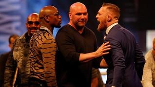 Presiden UFC Siap Wujudkan Pertarungan Bieber vs Cruise