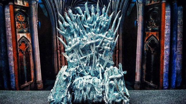 Koki Inggris Bikin 'Game of Thrones' Jadi Kudapan