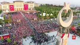 Setahun Kudeta Turki, Erdogan Bersumpah akan Balas Dendam