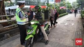 Polda Metro Tunggu Anies soal Ganjil Genap Sepeda Motor