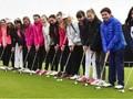 Gaet Sosialita Singapura Via Ladies Open Golf Batam