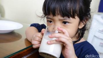 Selain untuk Kepadatan Tulang, Ini Sederet Manfaat Susu bagi Anak