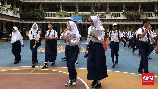 Study Tour SMP di Solo ke Bali diikuti 118 siswa dan 8 guru di tengah pandemi virus corona.