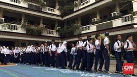 Lulusan SD Minim, SMP di Gunung Kidul Kekurangan Siswa Baru