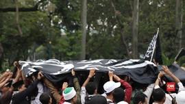 Massa Aliansi Ormas Islam Tuntut Pencabutan Perppu