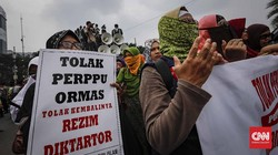 Dorongan Mundur PNS Anggota HTI Berpeluang Jadi Persekusi