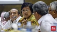 Menteri LHK Klaim RI Bebas Kebakaran 2020-2021