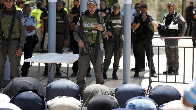 Israel Kukuh Pertahankan Detektor Logam di Al-Aqsa